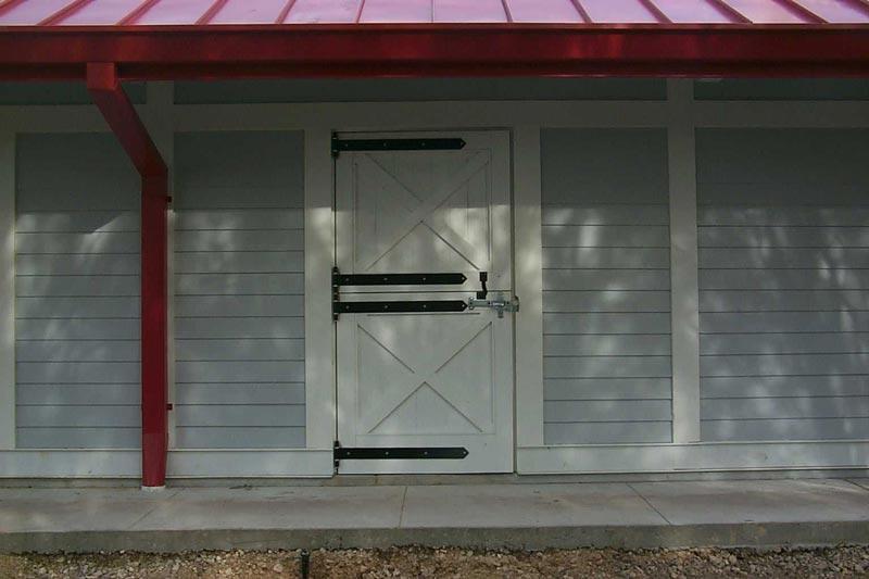 Barn Door Hardware Example