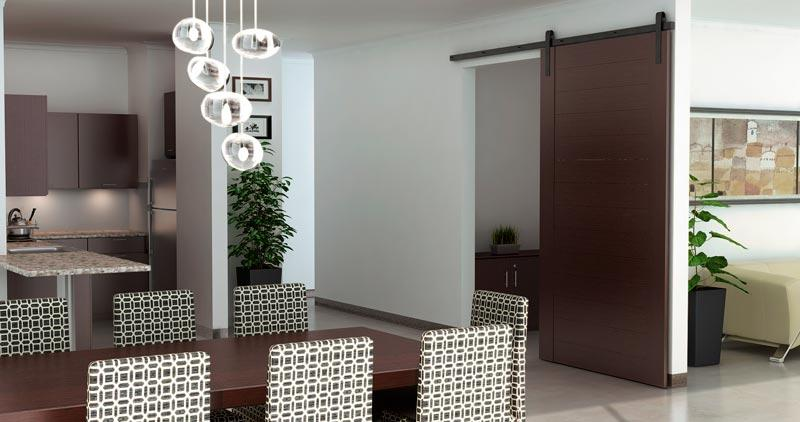 Sliding Doors for Your Kitchen