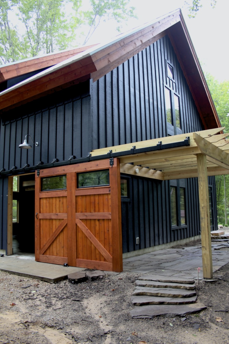 Outdoor Barn Doors